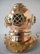 Halloween Reproduction Sea Navy Hm380 Diving Helmet Diving Mask Antique Driving
