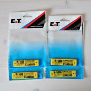4x Gum Gumstick Battery For Cd Md Cassette Players As Sony Nh-14wm Nh-10wm 14m