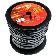 100 Ft Foot 12 Gauge 8 Conductor Pro Audio High Power Speaker Cable Wire Snake