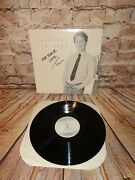 Vintage 1983 Tim Burr Nearness Record Album Signed For Susie Love Tim