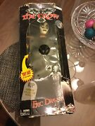 The Crow Doll Eric Draven Vintage 2001 Limited Edition Numbered 01323 Of 30000