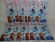 Disney Frozen Series 2 Shining Together Dog Tags Lot Of 12 New