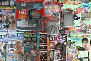 Dr Who Battles In Time And Adventure Magazines And Trading Cards