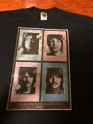 Rare The Beatles The Glass Onion Collection By Shannon T-shirt X-large Pre-own