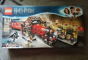 Lego Harry Potter Hogwarts Express Set 75955 - New In Hand - Remus Lupin Train
