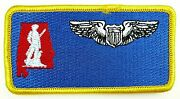 Usaf 117th Ars Air Refueling Squadron Nametag Patch