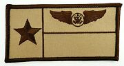 Usaf 136th Asw Airlift Wing Nametag Patch
