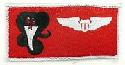 Usaf 39th Fts Flying Training Squadron Nametag Patch