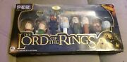 Lord Of The Rings Eye Of Sauron Collectors Pez Exclusive Collectors Set Gollum