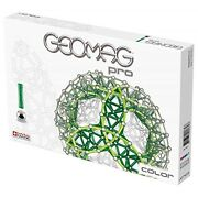 Geomag World Pro Metal Building Kit Color 100 Pieces 064 Japan With Tracking