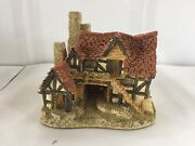 1983 David Winter Cottages The Bothy Cottage Figurine No Box Resin