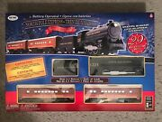 Toy Train Set North Pole Express. Free Shipping