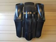 6down 9back Streched Bags/fender With 6x5 Lids Nr.2 For Touring Bikes 97-2008
