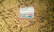 Vintage Unknown G.i. Gi Joe Action Figure Toy Accessory Old 75 Gray Grey Silver