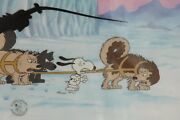 Peanuts Production Cel Snoopy What A Nightmare Charlie Brown Bill Melendez Auto