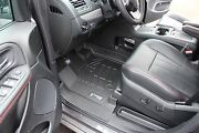 Front Sure-fit Floor Mats 2012-2016 Chrysler Town And Country