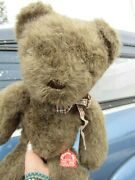 Vintage Teddy Bear 20 Soft Charm Co 1982 Exclusive W Red Tag Plush Stuffed Toy