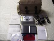 Canon Cp-200 Compact Photo Printer With Instructionsdisc Paper Catridgecase