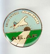 Rare Pins Pinand039s .. Avion Plane Airlines Air France Concorde Amitie Antraide Bl
