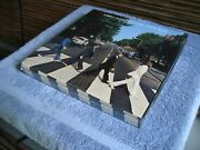 2009 Beatles Abbey Road Deluxe Box Set W/ Shirt Lp And Poster Sealed Mint 195
