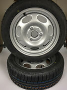 Winter Tyres Smart Fortwo 451 155/60-175/55r15 Continental Factory New