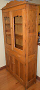 Vintage Antique Country Drawer Pie Safe Jelly Cupboard 13 1/2dx37wx72h