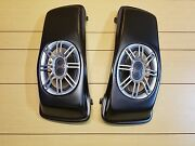 Harley Davidson 6x9 Lids With Speakers Included For Touring Bikes 96-2013