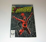 Daredevil 188 1st Full Appearance Of Stone, Shaft, Claw Nm