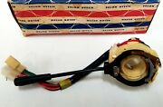 Turn Signal Switch For Datsun B210 1977-1978 77-78 Nissan Genuine Parts New