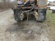 1993 International Chassis No Eng/trans No Hood Or Cab Just Chassis And Axle Parts