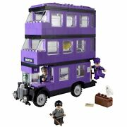 New Lego Harry Potter The Knight Bus 4866 Retired