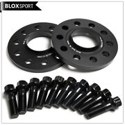 4pc 15mm Hubcetric 5x112 Wheel Spacer For Audi A4 A5 A6 A7 A8 Mercedes W204 W203