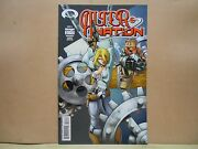 Alter Nation 3 A Of 4 2004 Image 9.0 Vf/nm Uncertified