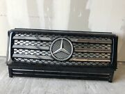 Mercedes-benz Front Grill W463 4x4 Squared