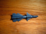 G.i. Joe Gi 1980's Vintage Toy Action Figure Old A31 Unknown Item Missile 80's