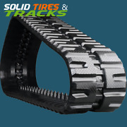 Two Ctl /skid Steer Rubber Tracks 13 B 320x86x53 For Cat 259, 259d, 259b3 - C