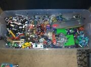 35+ Lego Sets Dc Super Heroes/chima/star Wars/city W/manuals And Little Men