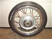 And03967 68 69 Sears Allstate Puch 250 Sgs Twingle Rear Wheel Tire Tube Ahrma