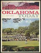Oklahoma Today Volume Xi Number 2 Spring 1961 / First Edition