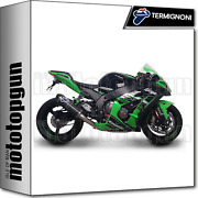 Termignoni Full System Race Relevance Carbon Kawasaki Zx-10 Zx10 R 2011 11