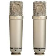 Rode Microphones Nt1-a Matched/pair Studio Condenser Microphone