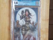 Grimm Fairy Tales 2016 Halloween Special Nn Cgc 9.4 Variant Cover E