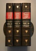 History Of Brazil By Robert Southey In 3 Volumes 1817 - 1822 South America Rare