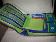 Leap Frog Leappad Learning System Complete With Case And Six Books And Games