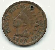 1859-1909 Indian Head Cents 1888 Over 7 Sku47289