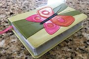 Niv, The Bug Collection Bible Butterfly, Leathersoft, Green/multicolor, Zonderv