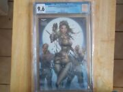 Grimm Fairy Tales 2016 Halloween Special Nn Cgc 9.8 Variant Cover E