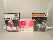 Lot 2 Dvds 1 Cd Dizzy Gillespie Music Icon In Concert New And Sealed