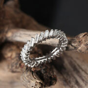 2.35ct Diamond Designer Cocktail Band Rings Solid Pave 14k White Gold Jewelry