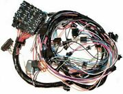 1976 Corvette C3 Dash Wiring Harness With Automatic Transmission 697173